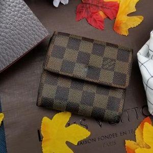 Louis Vuitton Trifold wallet Genuine